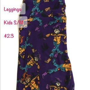 Kids S/M leggings